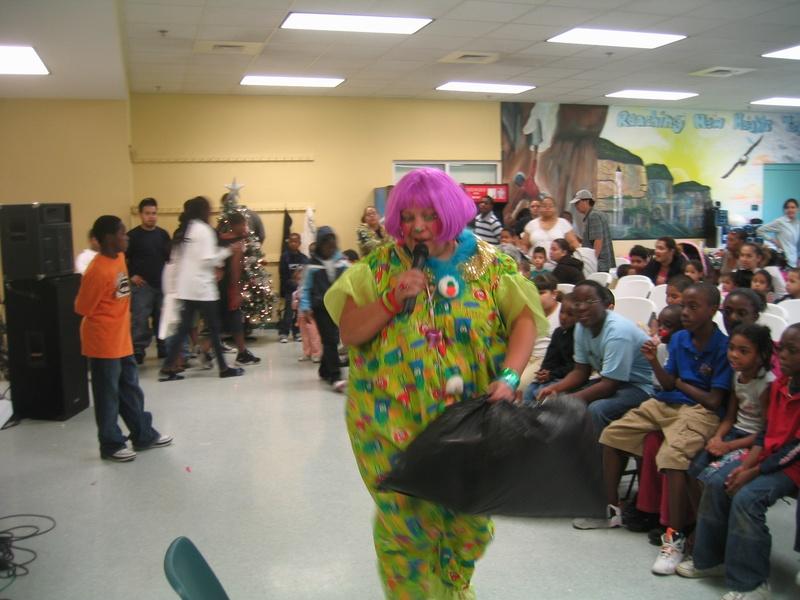 Franny The Clown